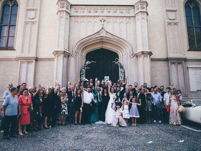 Il matrimonio di FABRIZIO e ANGELICA a Racconigi, Cuneo 56