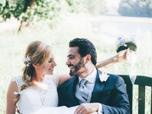 Il matrimonio di FABRIZIO e ANGELICA a Racconigi, Cuneo 62