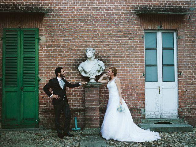 Il matrimonio di FABRIZIO e ANGELICA a Racconigi, Cuneo 66