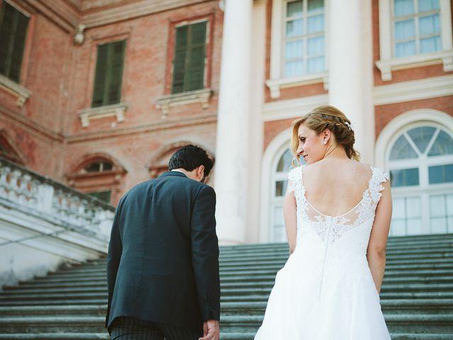 Il matrimonio di FABRIZIO e ANGELICA a Racconigi, Cuneo 67
