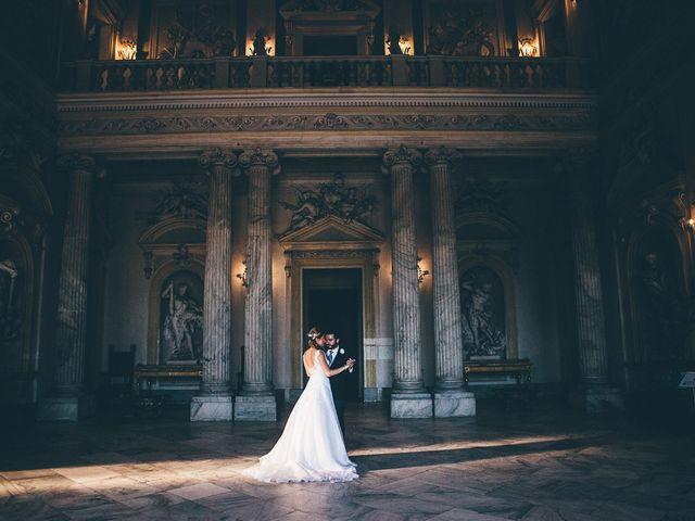 Il matrimonio di FABRIZIO e ANGELICA a Racconigi, Cuneo 2