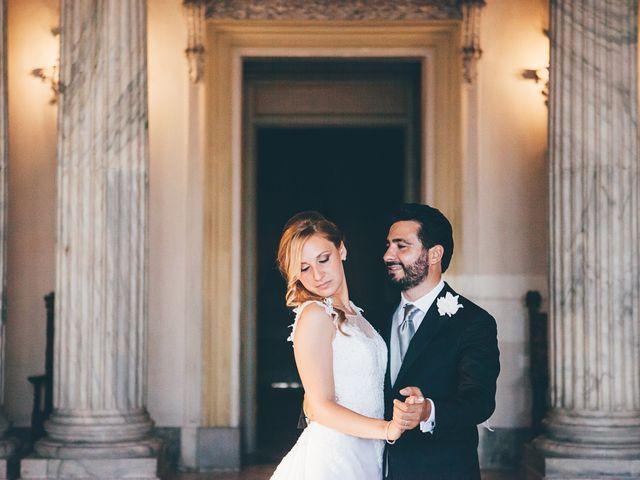 Il matrimonio di FABRIZIO e ANGELICA a Racconigi, Cuneo 70