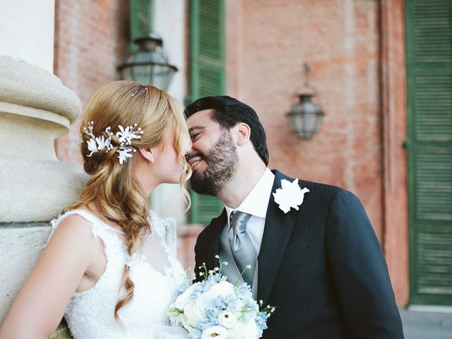Il matrimonio di FABRIZIO e ANGELICA a Racconigi, Cuneo 71