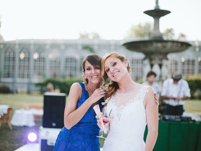 Il matrimonio di FABRIZIO e ANGELICA a Racconigi, Cuneo 90