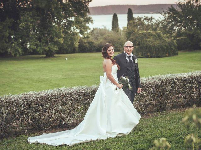 Il matrimonio di Stefano e Giorgia a Bracciano, Roma 2