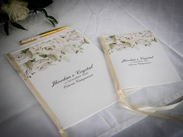 Il matrimonio di Jhordan e Crystal a Genova, Genova 1