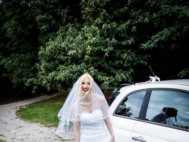 Il matrimonio di Jhordan e Crystal a Genova, Genova 5