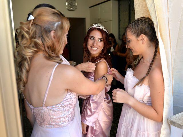 Il matrimonio di Francesco e Dina a Bari, Bari 8
