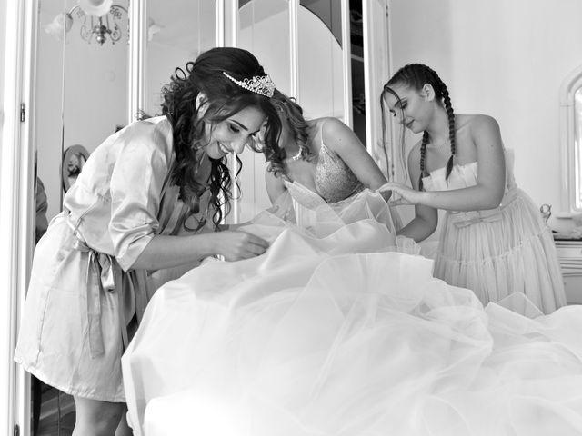 Il matrimonio di Francesco e Dina a Bari, Bari 1