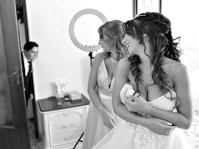 Il matrimonio di Francesco e Dina a Bari, Bari 12