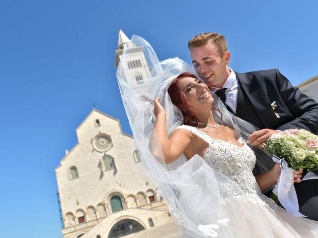 Il matrimonio di Francesco e Dina a Bari, Bari 16