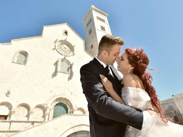 Il matrimonio di Francesco e Dina a Bari, Bari 17