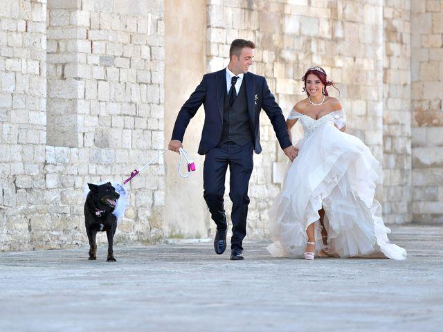 Il matrimonio di Francesco e Dina a Bari, Bari 18