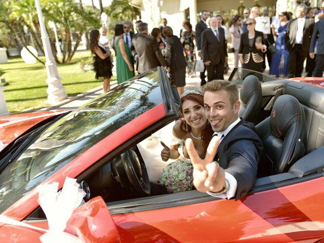 Il matrimonio di Francesco e Dina a Bari, Bari 19