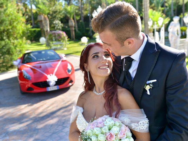 Il matrimonio di Francesco e Dina a Bari, Bari 20