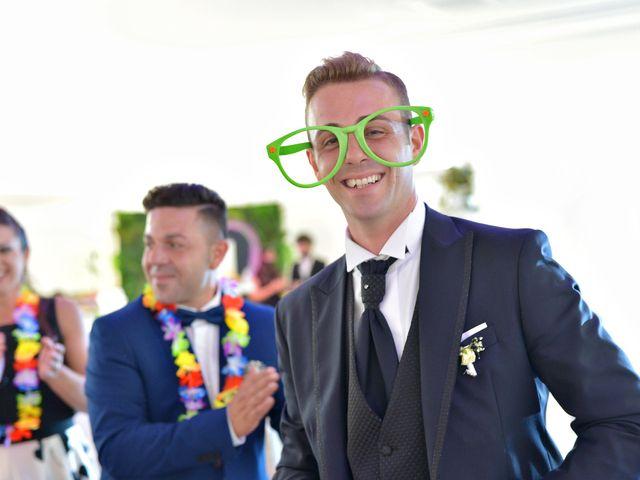 Il matrimonio di Francesco e Dina a Bari, Bari 23