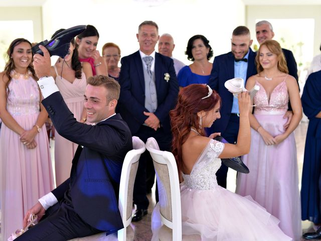 Il matrimonio di Francesco e Dina a Bari, Bari 26