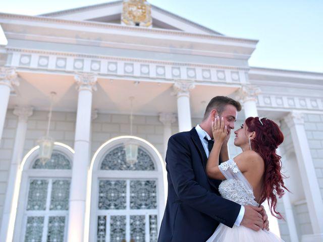 Il matrimonio di Francesco e Dina a Bari, Bari 27