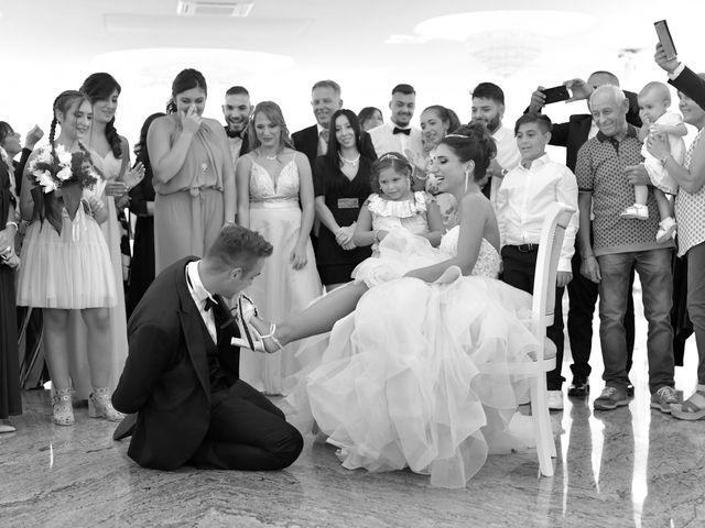 Il matrimonio di Francesco e Dina a Bari, Bari 30