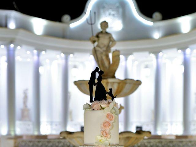 Il matrimonio di Francesco e Dina a Bari, Bari 32