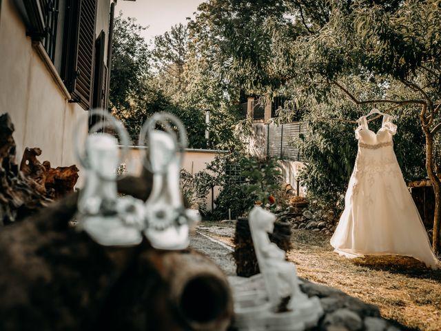 Il matrimonio di Deborah e Alessandro a San Lorenzo in Campo, Pesaro - Urbino 16