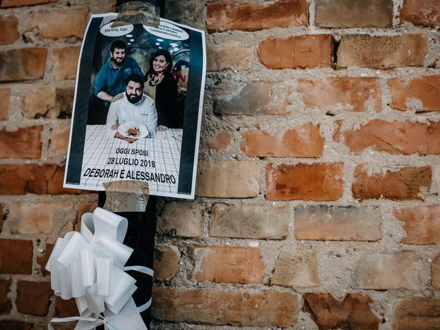 Il matrimonio di Deborah e Alessandro a San Lorenzo in Campo, Pesaro - Urbino 28