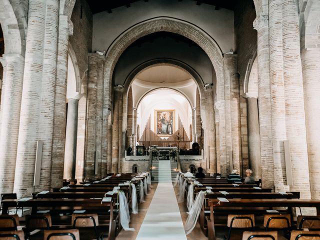 Il matrimonio di Deborah e Alessandro a San Lorenzo in Campo, Pesaro - Urbino 30
