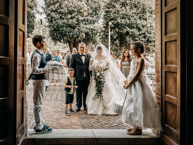 Il matrimonio di Deborah e Alessandro a San Lorenzo in Campo, Pesaro - Urbino 38