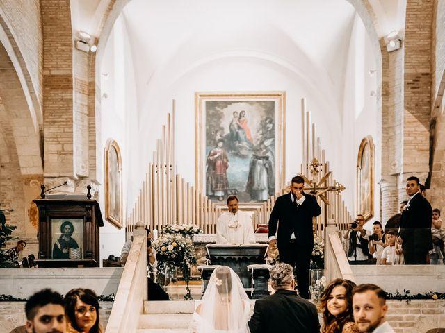 Il matrimonio di Deborah e Alessandro a San Lorenzo in Campo, Pesaro - Urbino 39