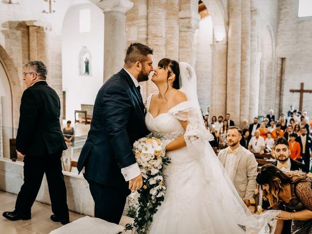 Il matrimonio di Deborah e Alessandro a San Lorenzo in Campo, Pesaro - Urbino 40