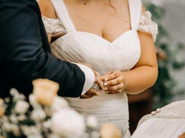 Il matrimonio di Deborah e Alessandro a San Lorenzo in Campo, Pesaro - Urbino 43