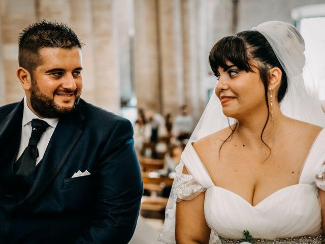 Il matrimonio di Deborah e Alessandro a San Lorenzo in Campo, Pesaro - Urbino 44