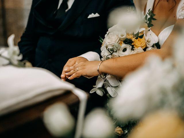 Il matrimonio di Deborah e Alessandro a San Lorenzo in Campo, Pesaro - Urbino 45