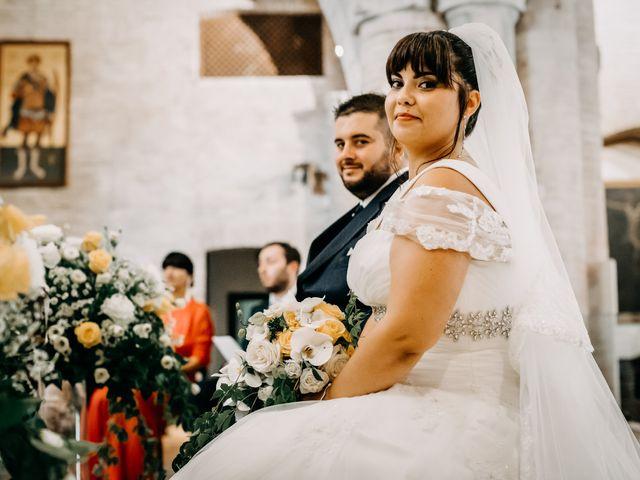 Il matrimonio di Deborah e Alessandro a San Lorenzo in Campo, Pesaro - Urbino 46