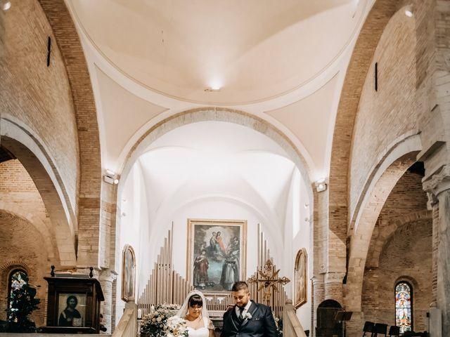 Il matrimonio di Deborah e Alessandro a San Lorenzo in Campo, Pesaro - Urbino 48