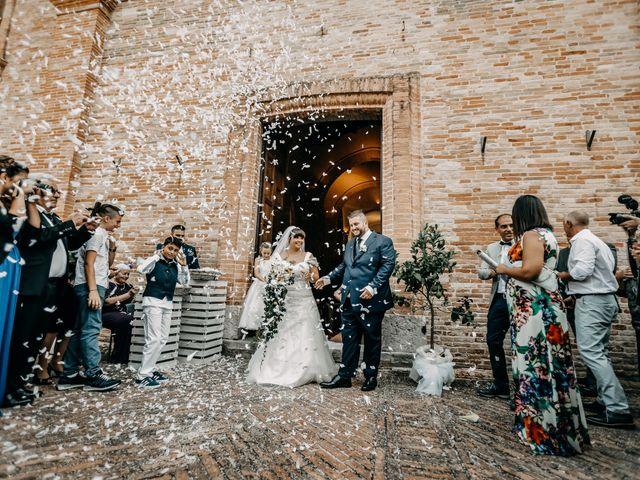 Il matrimonio di Deborah e Alessandro a San Lorenzo in Campo, Pesaro - Urbino 49
