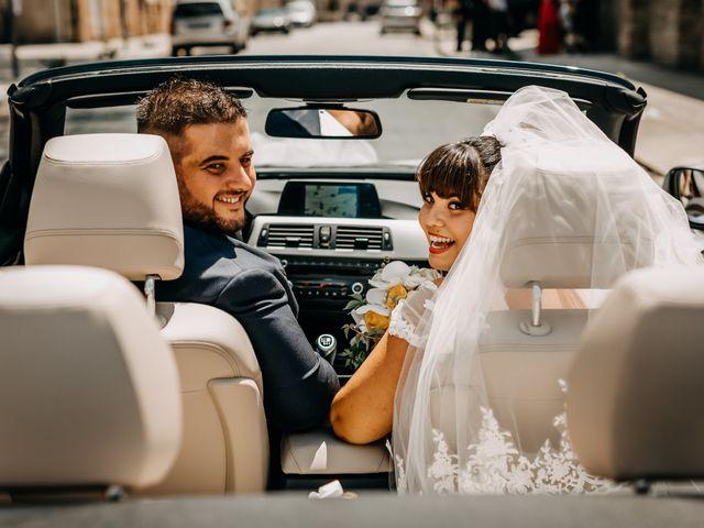 Il matrimonio di Deborah e Alessandro a San Lorenzo in Campo, Pesaro - Urbino 50