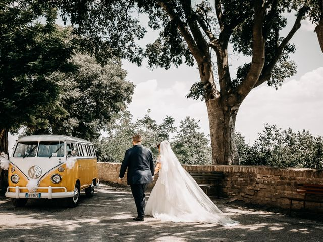 Il matrimonio di Deborah e Alessandro a San Lorenzo in Campo, Pesaro - Urbino 52