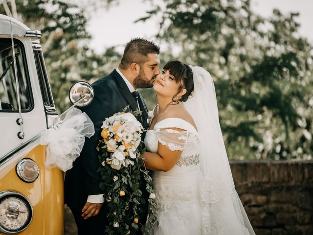 Il matrimonio di Deborah e Alessandro a San Lorenzo in Campo, Pesaro - Urbino 53