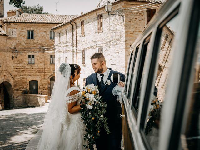 Le nozze di Alessandro e Deborah