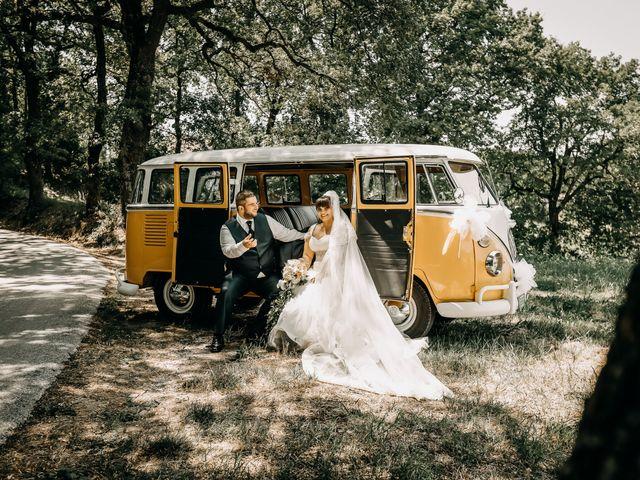 Il matrimonio di Deborah e Alessandro a San Lorenzo in Campo, Pesaro - Urbino 1