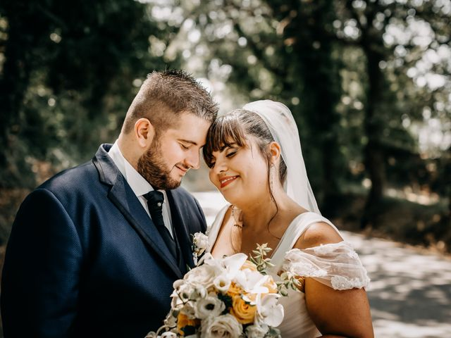 Il matrimonio di Deborah e Alessandro a San Lorenzo in Campo, Pesaro - Urbino 56