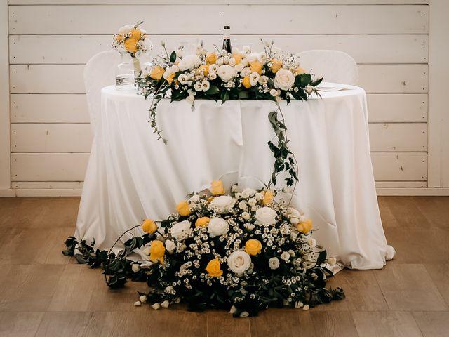 Il matrimonio di Deborah e Alessandro a San Lorenzo in Campo, Pesaro - Urbino 59