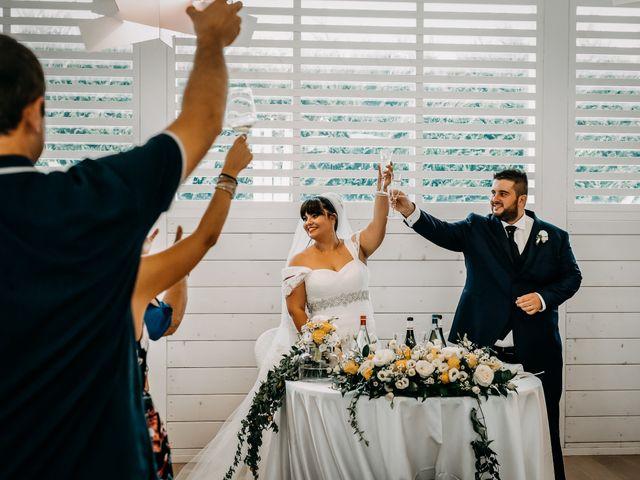 Il matrimonio di Deborah e Alessandro a San Lorenzo in Campo, Pesaro - Urbino 63