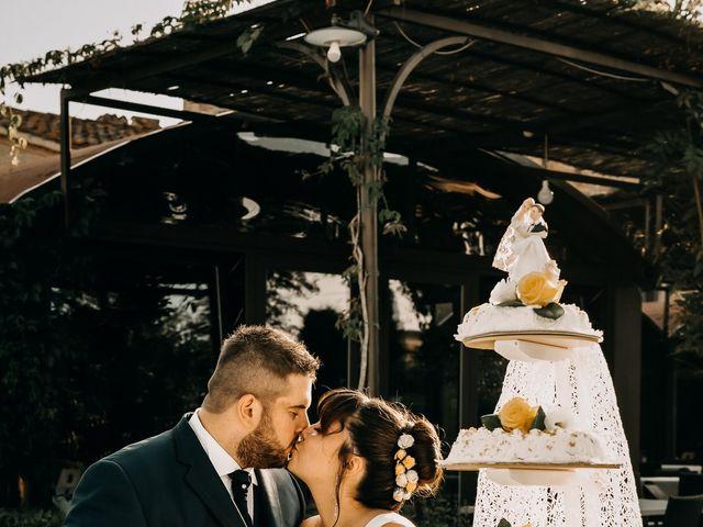 Il matrimonio di Deborah e Alessandro a San Lorenzo in Campo, Pesaro - Urbino 73