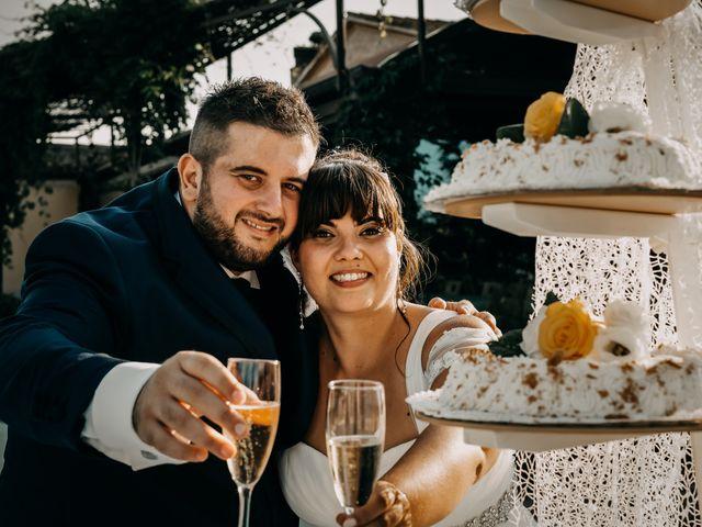 Il matrimonio di Deborah e Alessandro a San Lorenzo in Campo, Pesaro - Urbino 74