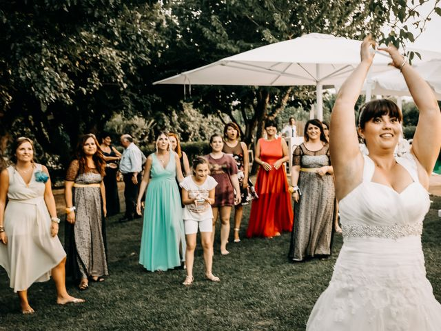 Il matrimonio di Deborah e Alessandro a San Lorenzo in Campo, Pesaro - Urbino 80