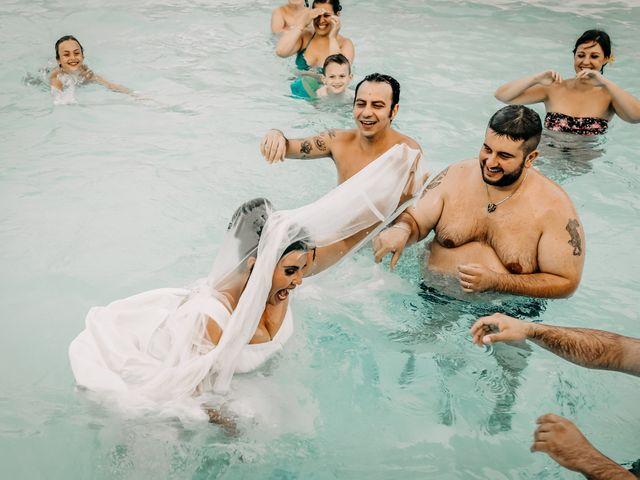 Il matrimonio di Deborah e Alessandro a San Lorenzo in Campo, Pesaro - Urbino 81