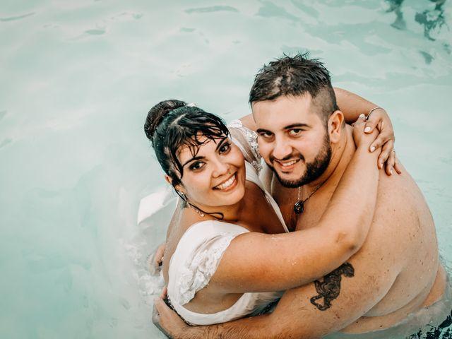 Il matrimonio di Deborah e Alessandro a San Lorenzo in Campo, Pesaro - Urbino 83