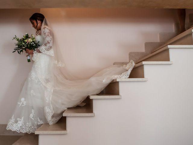 Il matrimonio di Saverio e Michela a Rossano, Cosenza 11